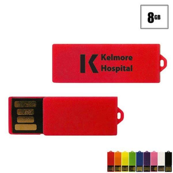 Monterey USB Flash Drive, 8GB