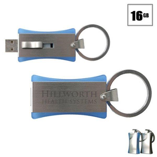 Nantucket USB Flash Drive, 16GB
