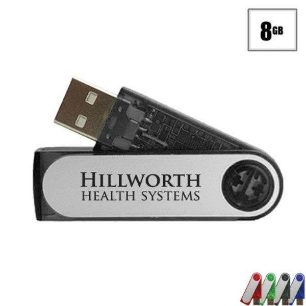 Salem USB Flash Drive, 8GB