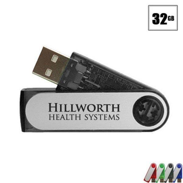 Salem USB Flash Drive, 32GB