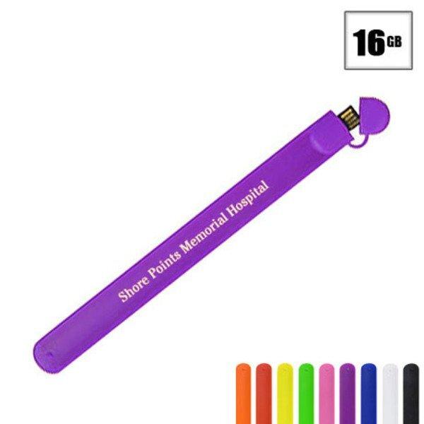 Vegas USB Flash Drive Bracelet, 16GB