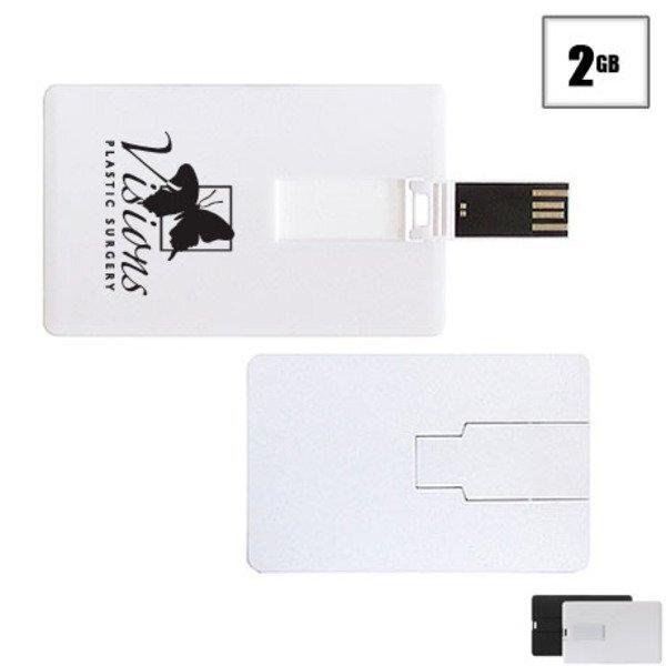 Laguna Wallet USB Flash Drive, 2GB