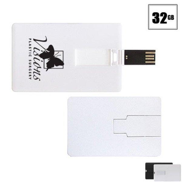 Laguna Wallet USB Flash Drive, 32GB