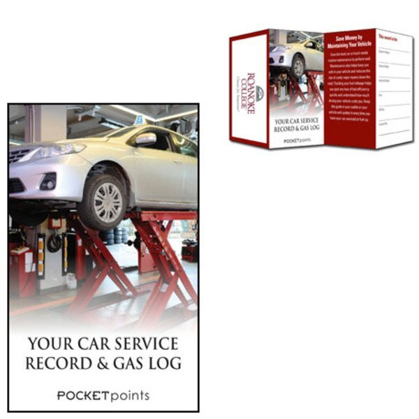 Your Car Service Record & Gas Log Pocket Point