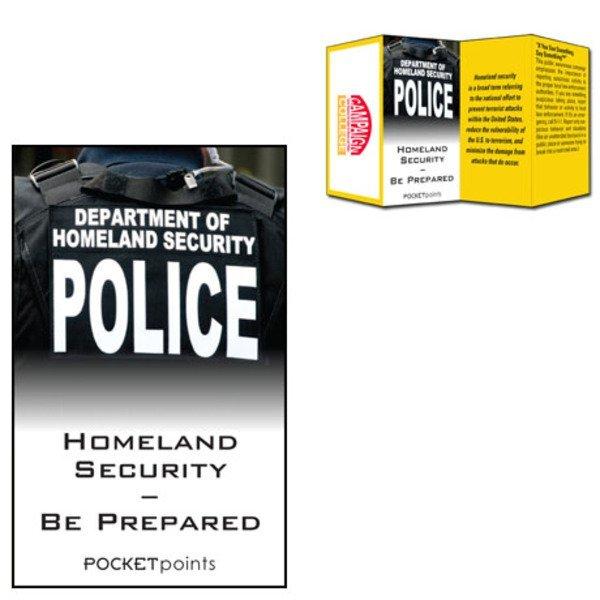 Homeland Security – Safety Preparedness Pocket Point