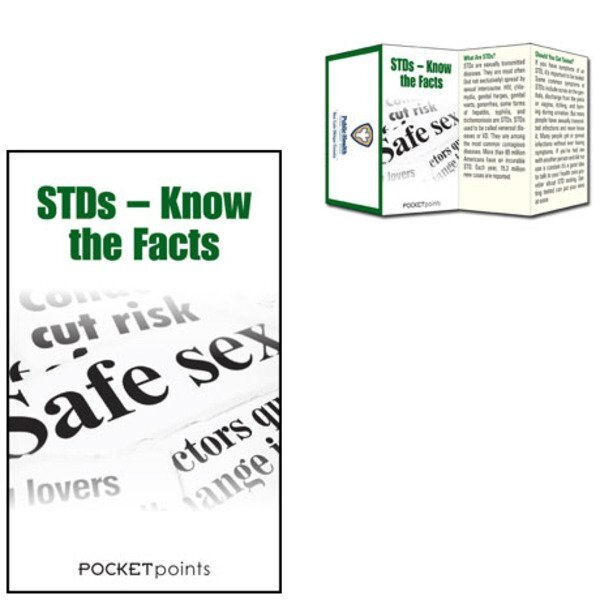 Facts on STDs Pocket Point