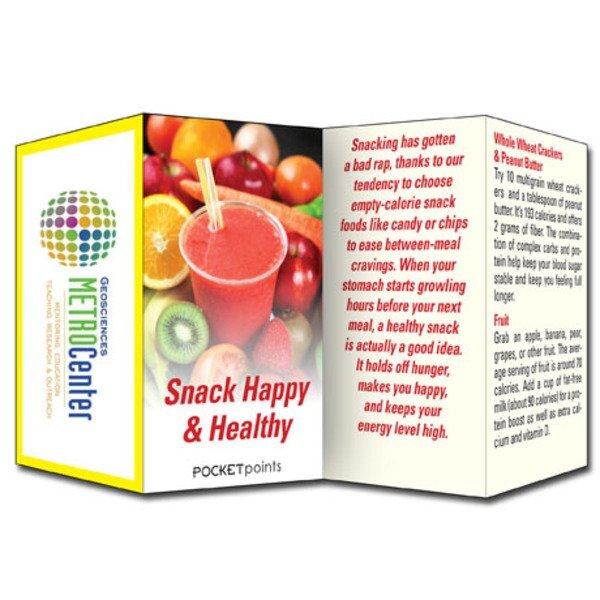 Healthy Snacks Pocket Point