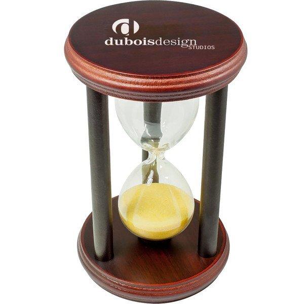 Miniature Wooden Sand Timer