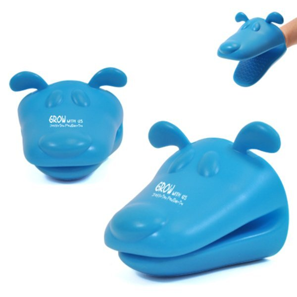 Dog Silicone Oven Glove