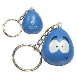 Mood Maniac Stress Reliever Key Chain - Stressed