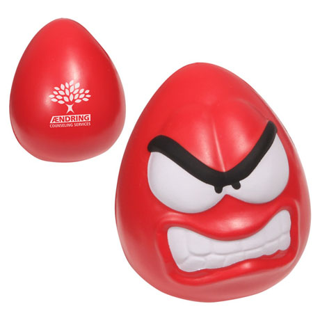 Mini Mood Maniac Stress Reliever - Angry