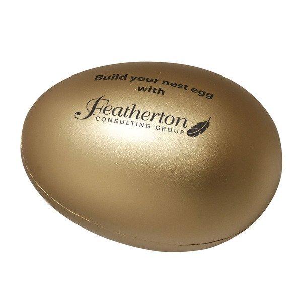 Golden Egg Stress Reliever