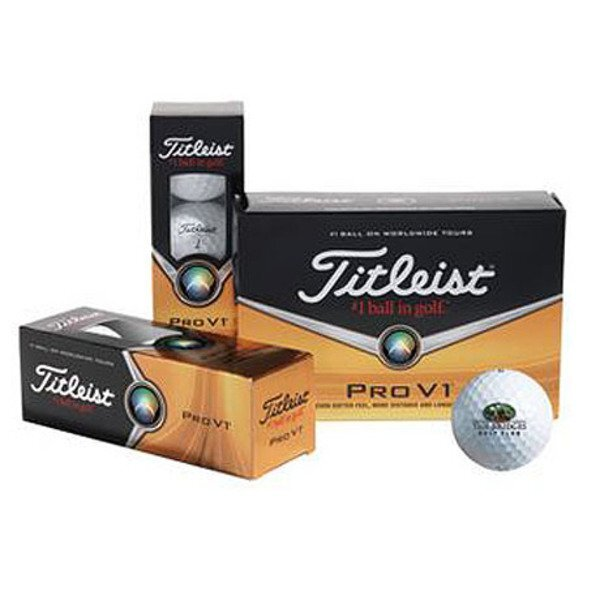 Titleist Pro V1® Half Dozen Factory Direct