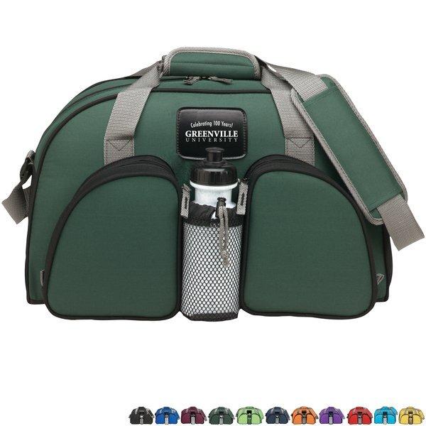 """Safari Polyester 17-1/2"""" Sport Duffel Bag"""