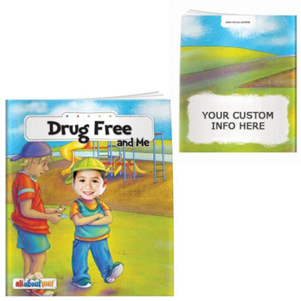 Drug Free All About Me Book