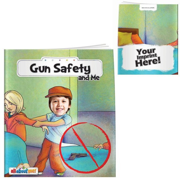 Gun Safety All About Me Book