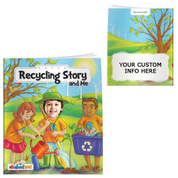 Recycling Story and Me All About Me Book
