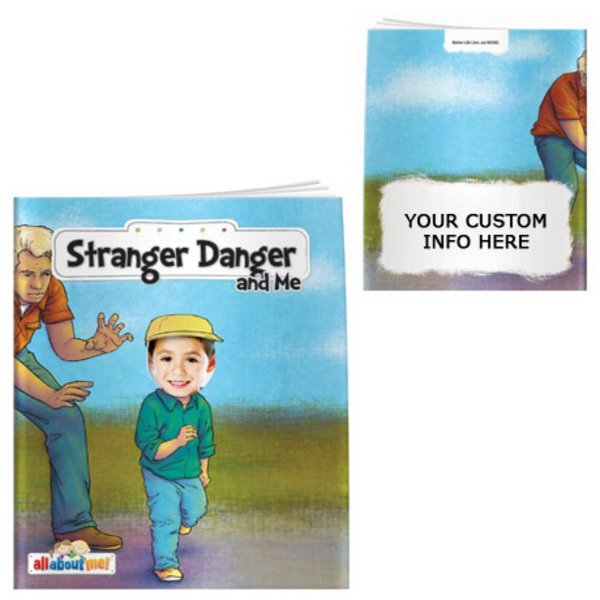 Stranger Danger and Me All About Me Book