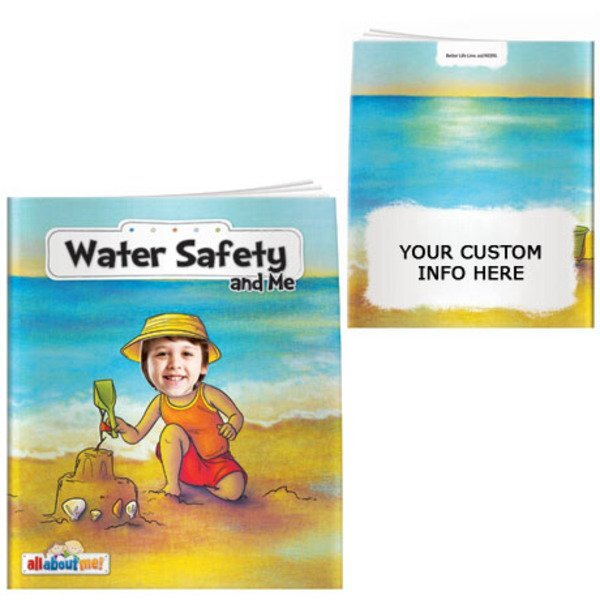 Water Safety and Me All About Me Book