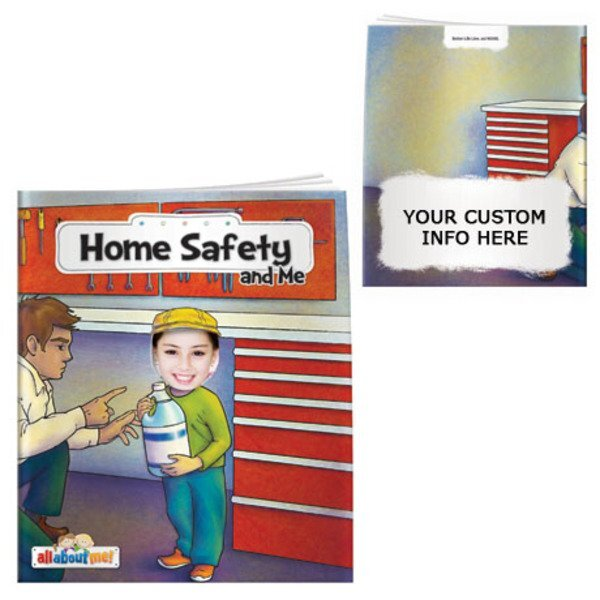 Home Safety and Me All About Me Book