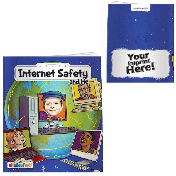 Internet Safety and Me All About Me Book
