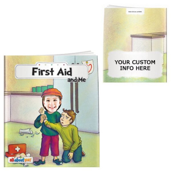 First Aid and Me All About Me Book