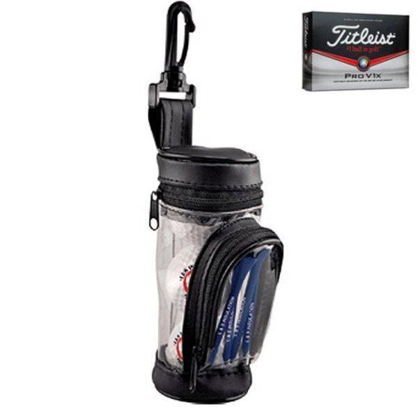 Mini-Bag Pack w/ Titleist® Pro V1 Golf Balls