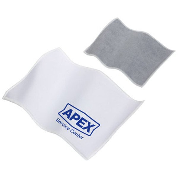 Quick Clean Dual-Sided Microfiber Cloth