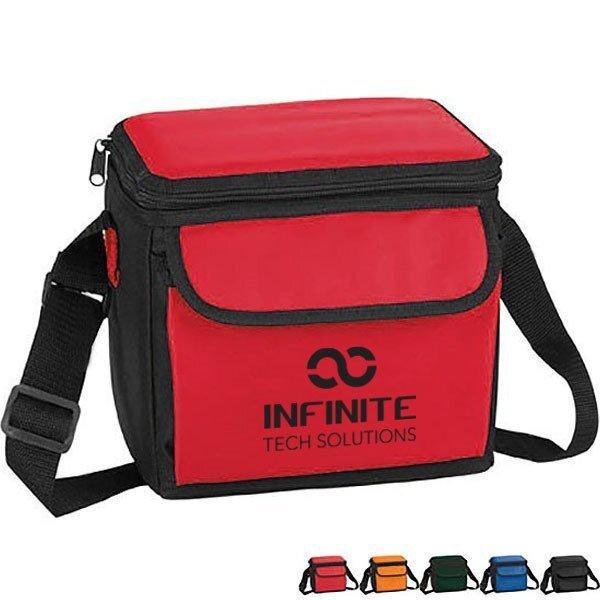 Six-Can Cooler Bag
