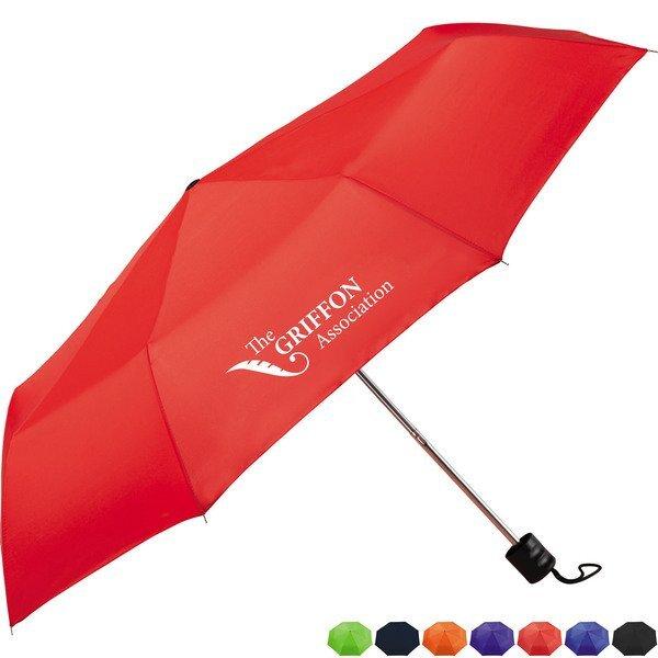 "Pensacola Folding Umbrella, 41"" Arc"