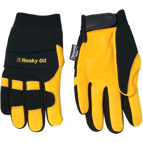 Palm Deerskin Gloves with Thinsulate®