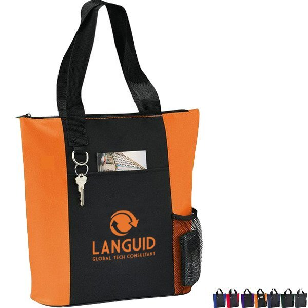 Infinity Polycanvas Business Tote