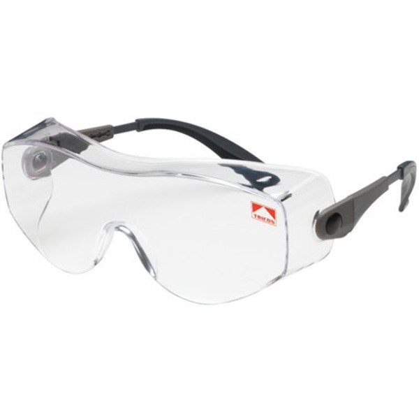 Bouton Oversite Clear Safety Glasses