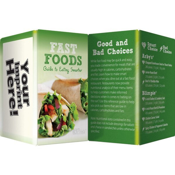 Fast Foods: Eating Right Key Points™