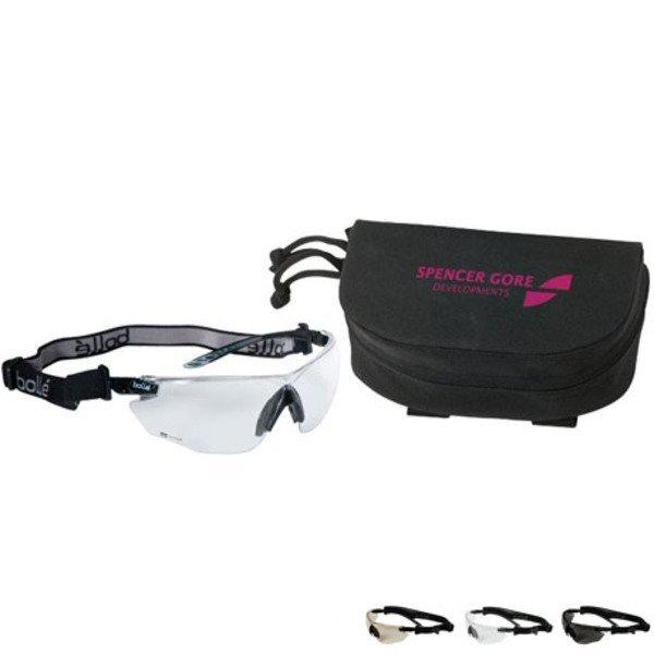 Bollé 3 Lens Safety Glasses Kit