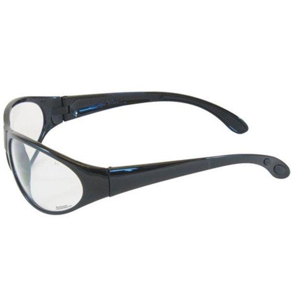 Bouton Pirana Clear Safety Glasses