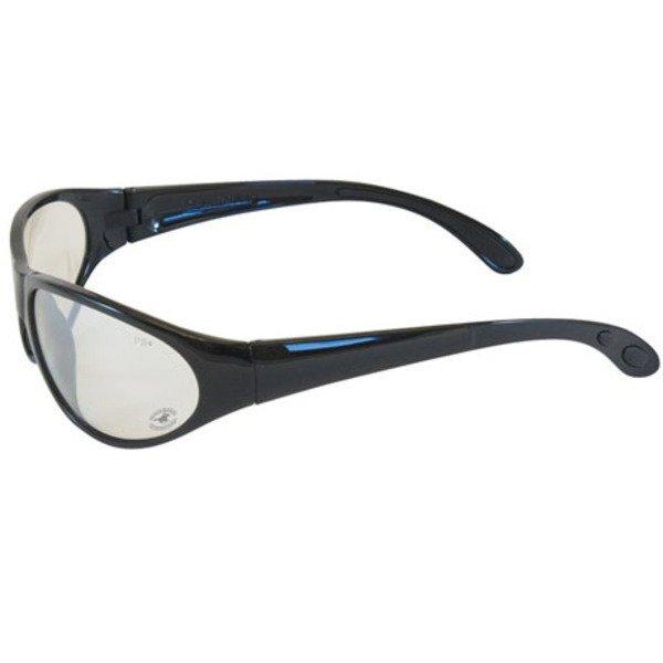 Bouton Pirana I/O Mirror Safety Glasses