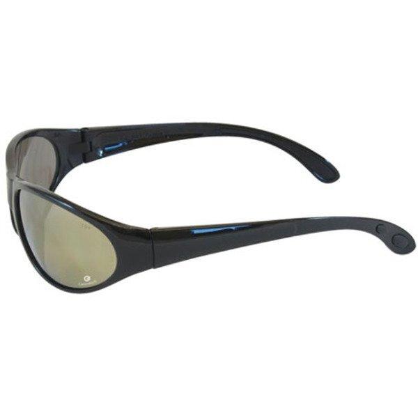 Bouton Pirana Gold Mirror Glasses