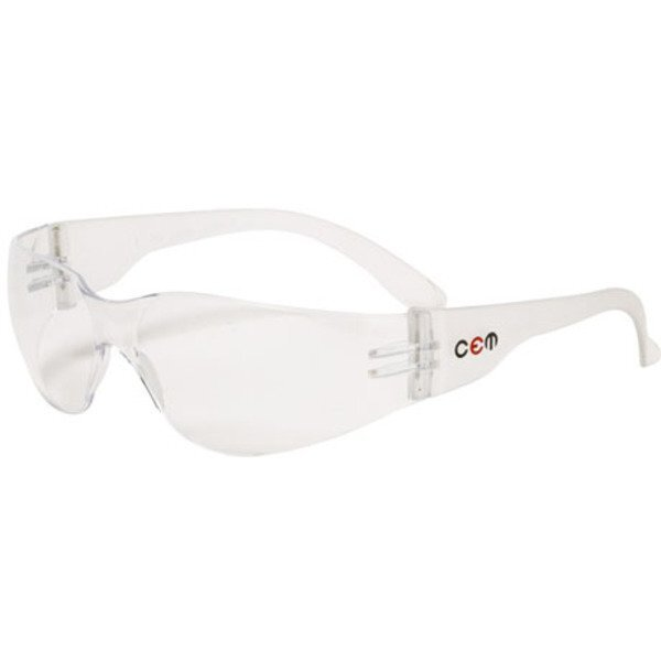 Monteray Clear Safety Glasses