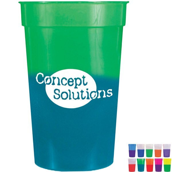 Mood Color Changing Stadium Cup,  22oz.