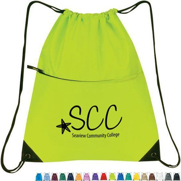 All Purpose Nylon Drawstring Cinchpack