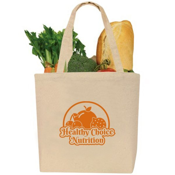 Promotional Canvas Tote II