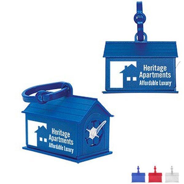 Dog House Waste Bag Dispenser