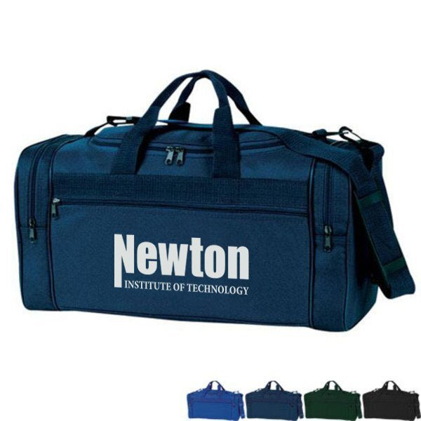 Carry-On 600D Polyester Travel Duffel Bag, 20""