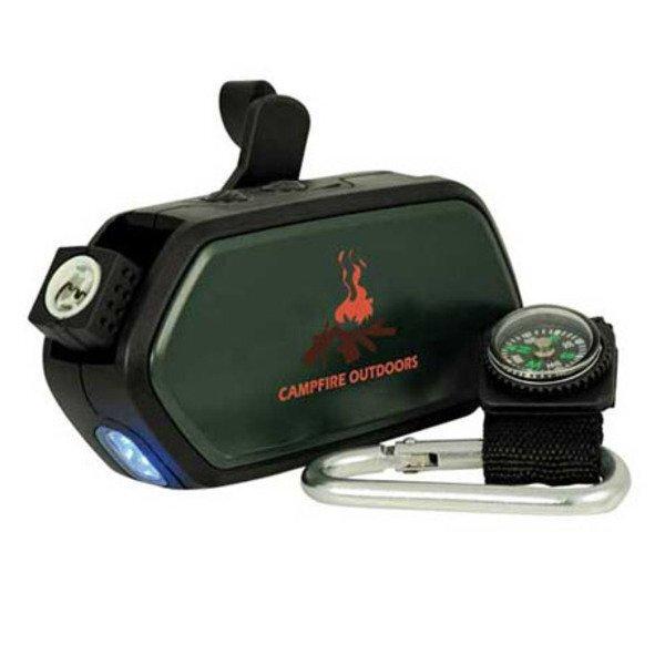 Dynamo 6-in-1 Flashlight/Fire Starter