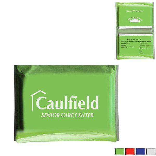 Pocket Tissue Pack, 10 ct.