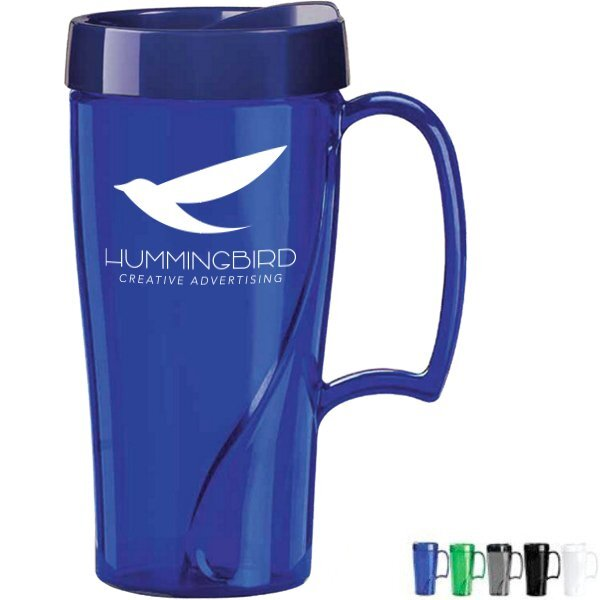 Arrondi™ Travel Mug, 16oz.