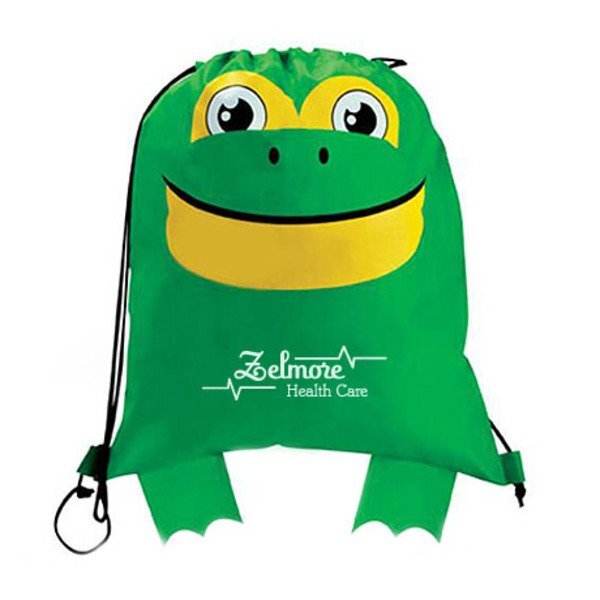 Paws N Claws Polyester Sport Pack - Frog