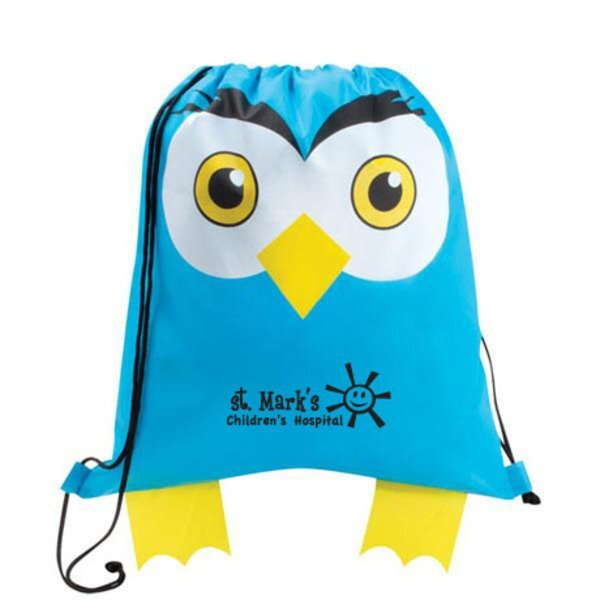 Paws N Claws Polyester Sport Pack - Owl