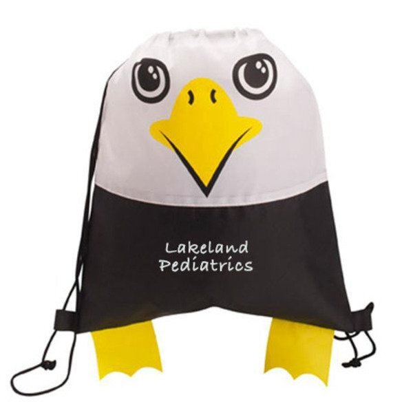 Paws N Claws Polyester Sport Pack - Eagle